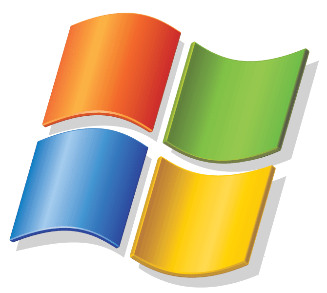Logo Windows Trasparente