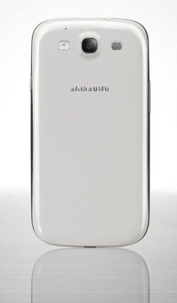 Settima e ultima immagine del nuovo Smartphone Galaxy S3
