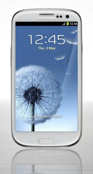 Quinta immagine del Galaxy S3