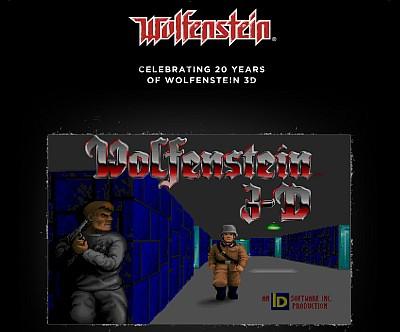 Wolfenstein 3D 20 Years