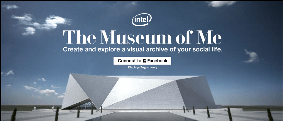 The Museum Of Me By Intel Informaticalab