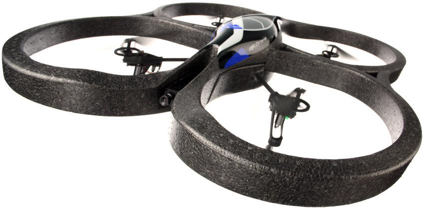 Quadrotor Drones Video] Drone co...