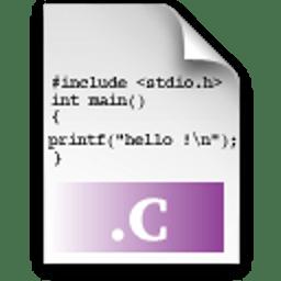 Guida linguaggio C