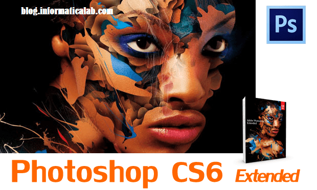 Adobe Photoshop Extended Cs6 Box