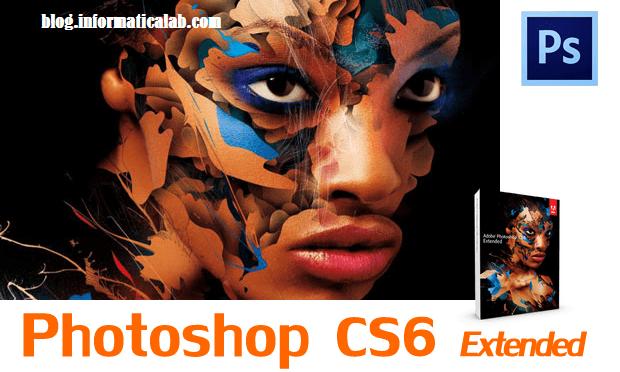Adobe Photoshop Extended Cs6 Box
