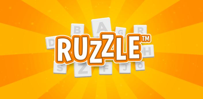 Ruzzle Logo Large