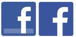 Facebook nuovo logo