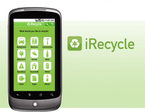 IRecycle Environmental Apps