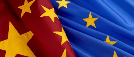 China Eu Flag Sl 2