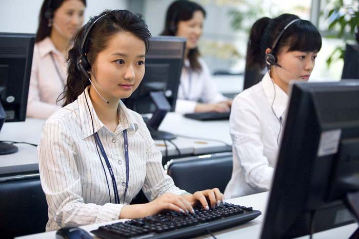 Chinese Call Center