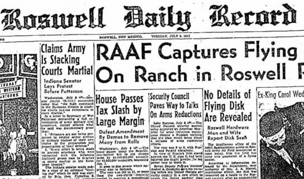 Roswell Daily Recor