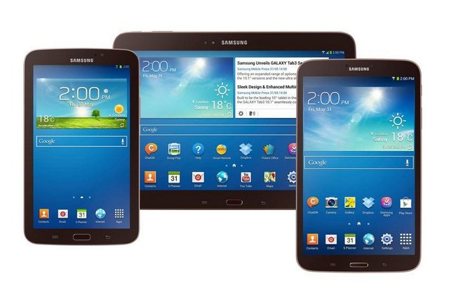 Samsung Revealed Galaxy Tab 3