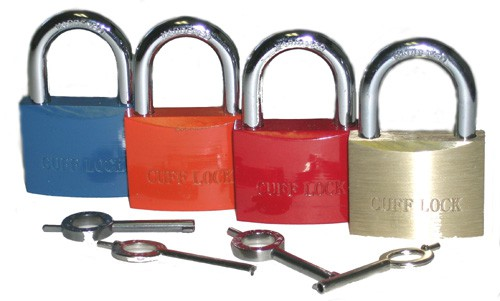 Padlock Keys