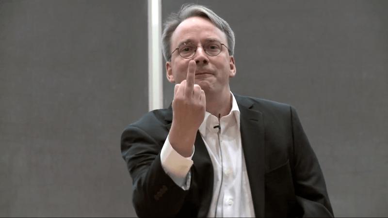 LinusTorvalds