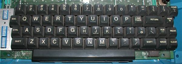 Lsi Adm3a Full Keyboard